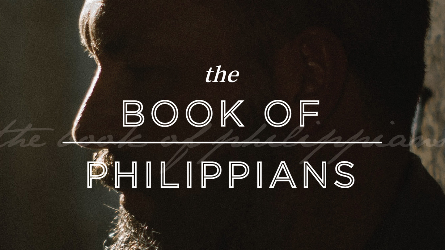 New Series – The Book of Philippians