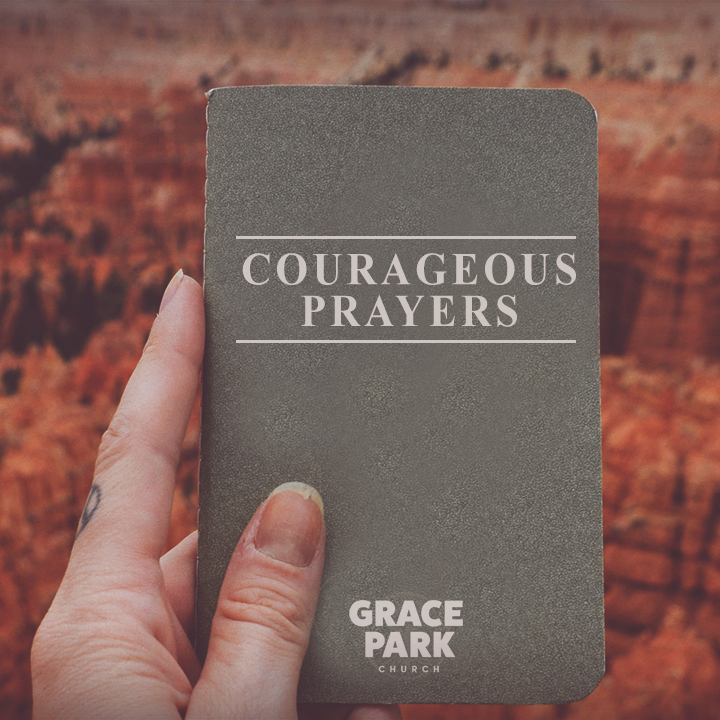 Courageous Prayers – Week 1 Search Me