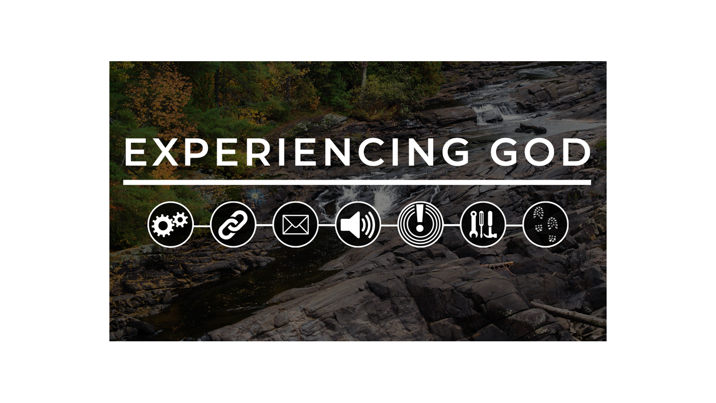 Experiencing God – God Pursues You