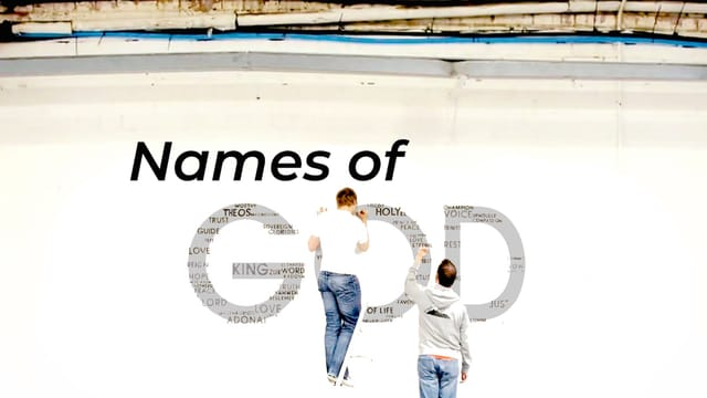 Names of God – Everlasting Father