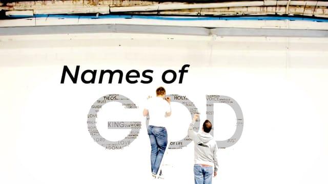 Names of God – Mighty God