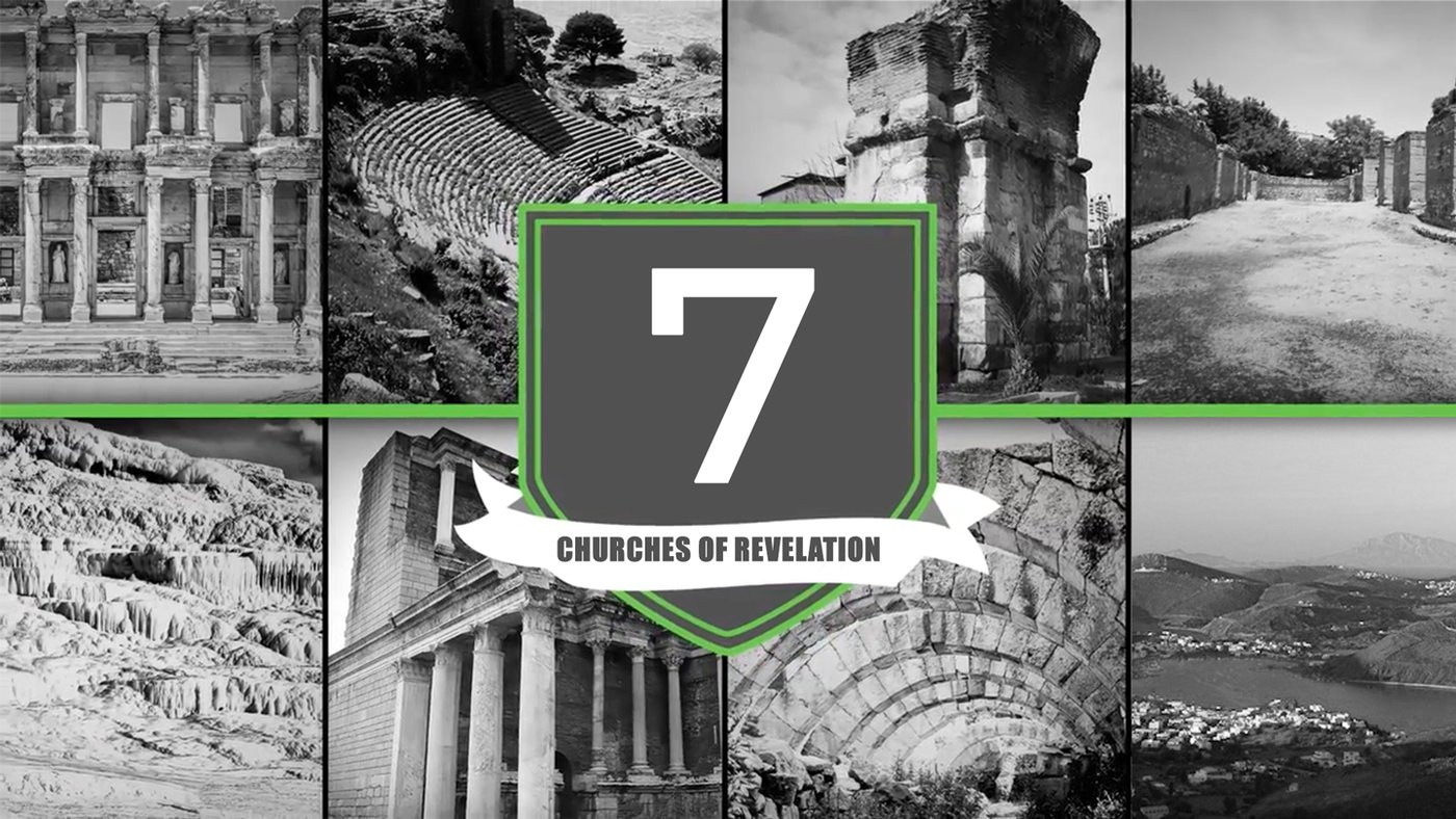 7 Churches of Revelation – Philadelphia