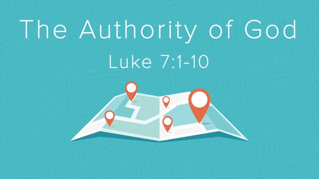 The Authority of God